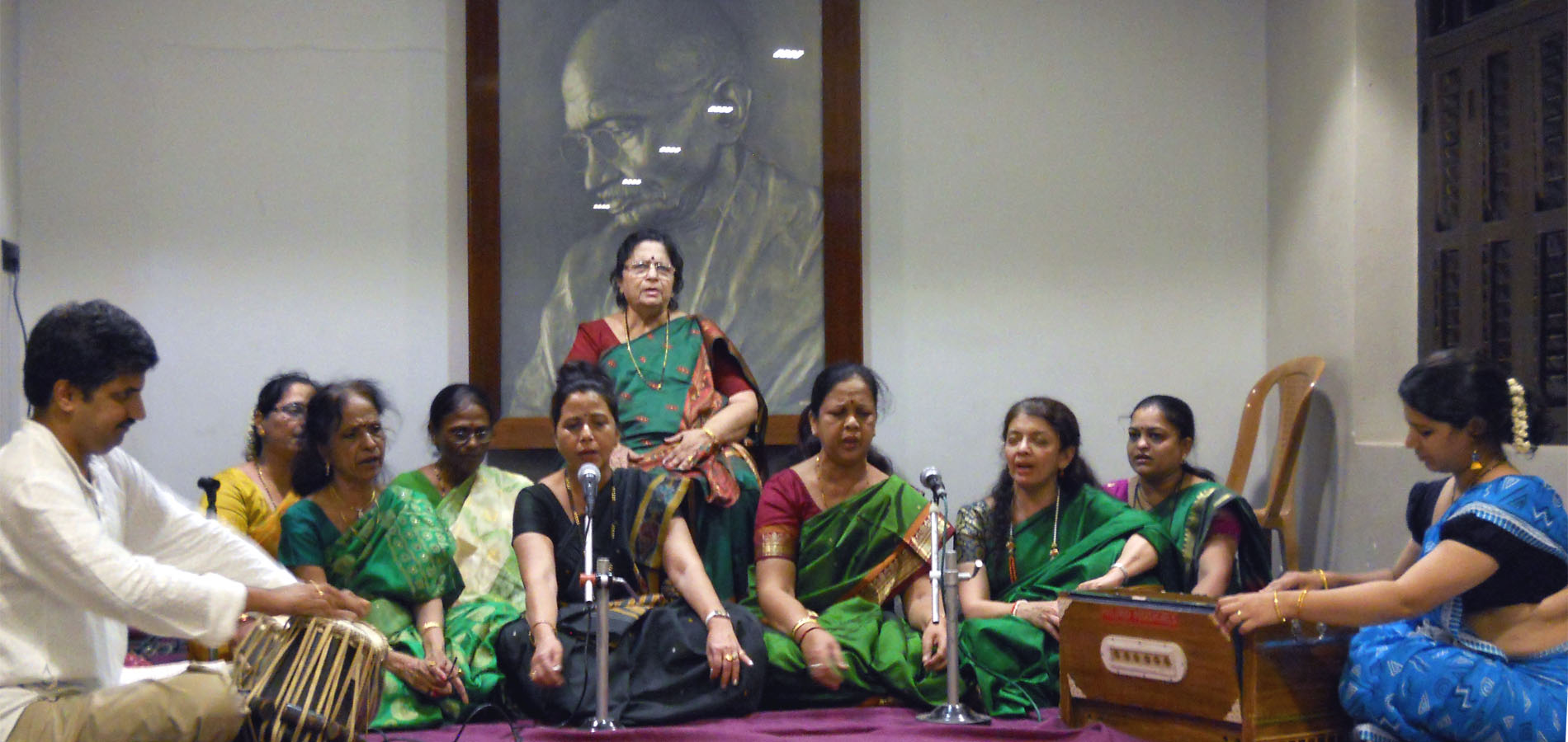 Bhajan Competition on Kasturba Nirvan Din
